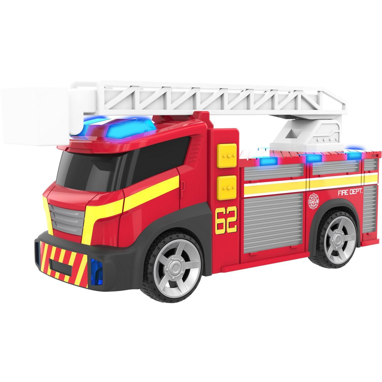 Машина Пожарная машина 15см