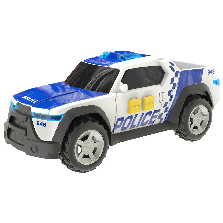 Машина Полицейский грузовик 15см
