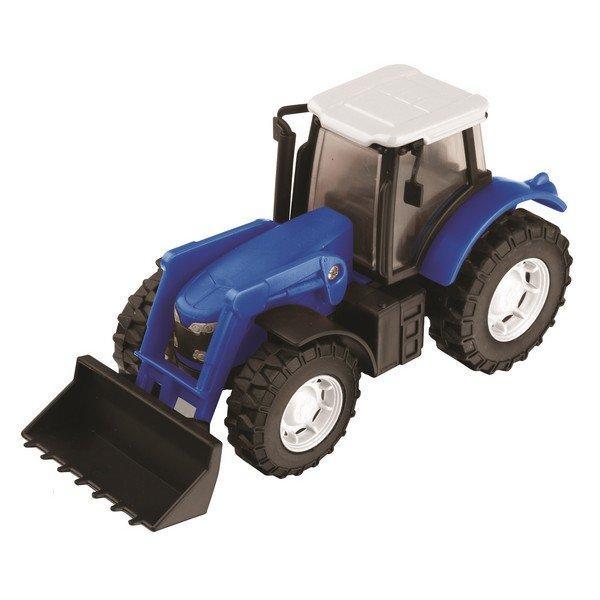 Машина Фермерский трактор 11см