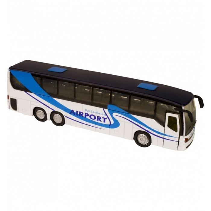 Машина Городской автобус 18см