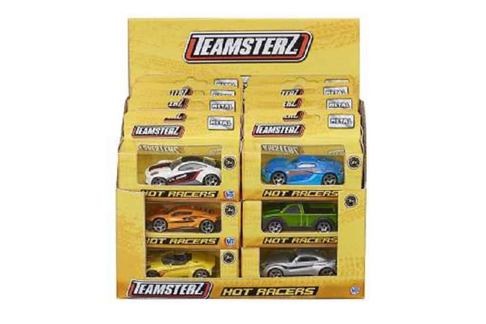Машина Hot Racers 7см