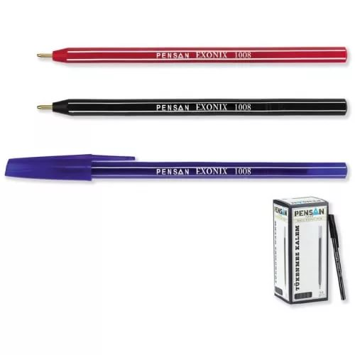Ручка гелевая синяя Stabilo Полоски 0,7мм
