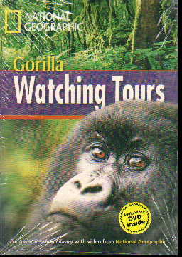 Gorilla Watching Tours: Pre-Intermediate A2