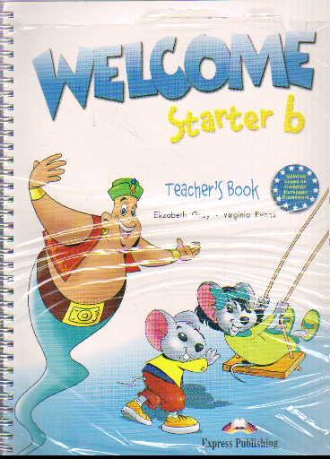 Welcome Starter b: Teacher's Book + 2 posters