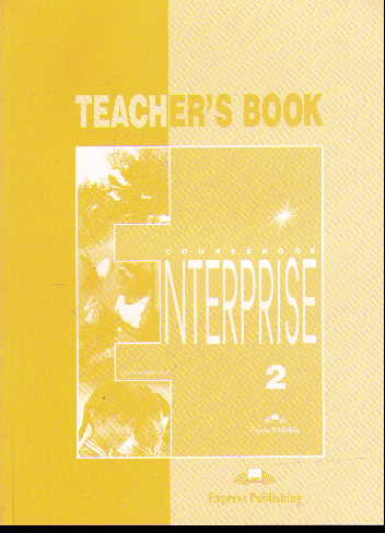 Enterprise 2. Coursebook. Elementary. Teacher's book