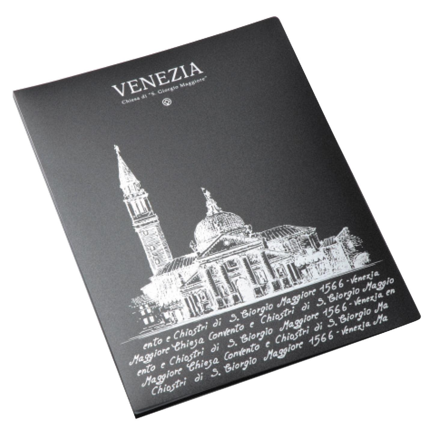 Папка-файл А4 20л EK Venezia