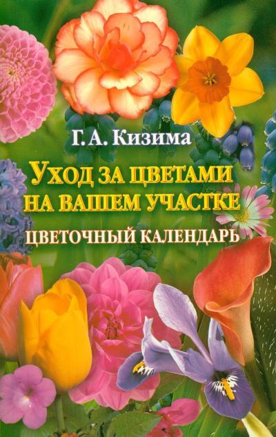 Уход за цветами на вашем участке: Цветочный календарь