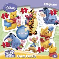 Пазл Form-Puzzle Дисней Медвежонок