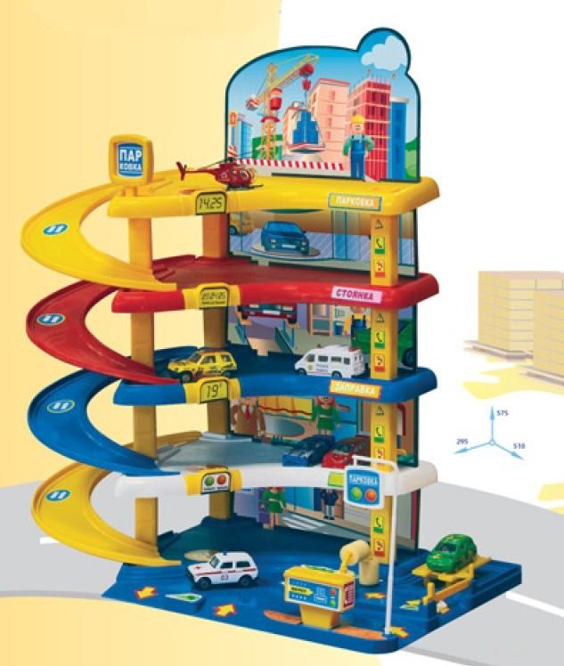 Автопаркинг Autoparking-2 пластмас.