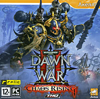 DVD Warhammer 40000: Dawn of War. Chaos Rising: 12+