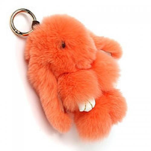 АКЦИЯ19 Анимированная игрушка Оранжевый Зайчик
