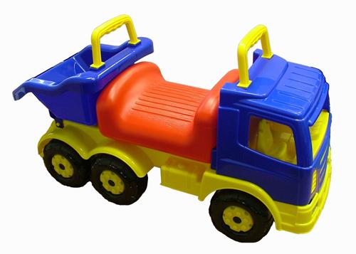 Автомобиль-каталка Премиум-2 пластмас.