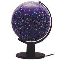 Глобус d-25 Proff двойная карта звездного неба
