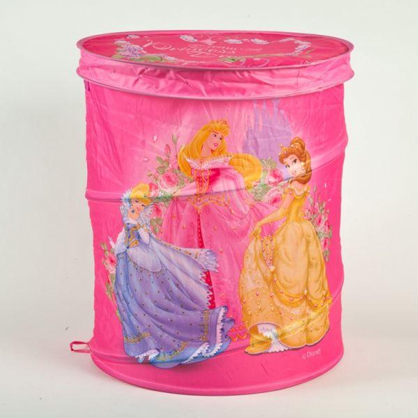 Корзина для игрушек Принцесса 45*50 (текстиль)