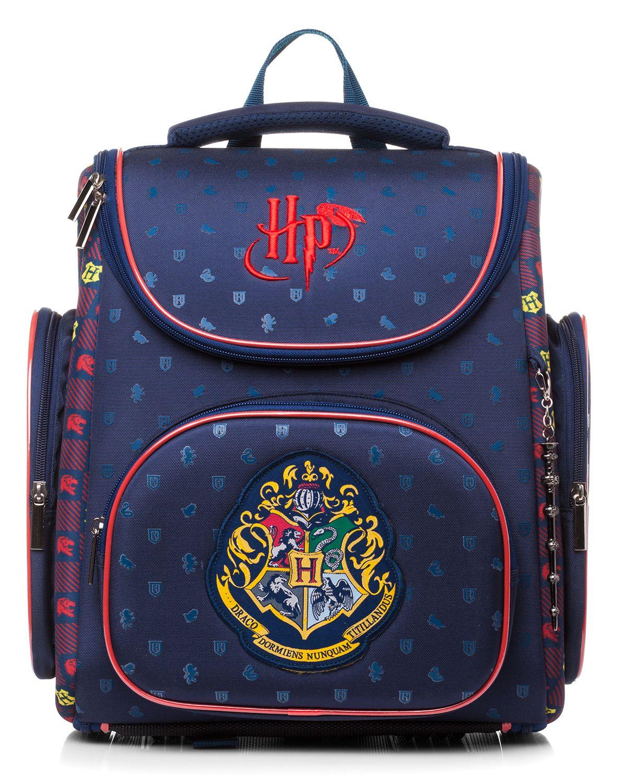 Ранец трансформер Hatber Гарри Поттер темно-синий