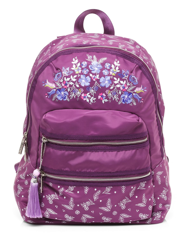 Рюкзак молодежный Hatber Violet фиолетовый
