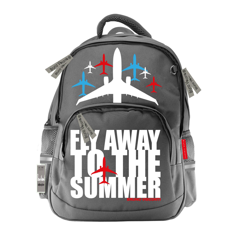 Рюкзак эргономич. BV Fly Away Color серый