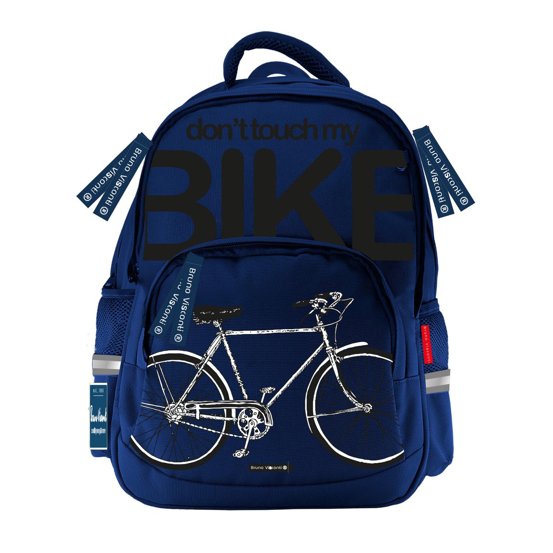 Рюкзак эргономич. BV Bike, синий