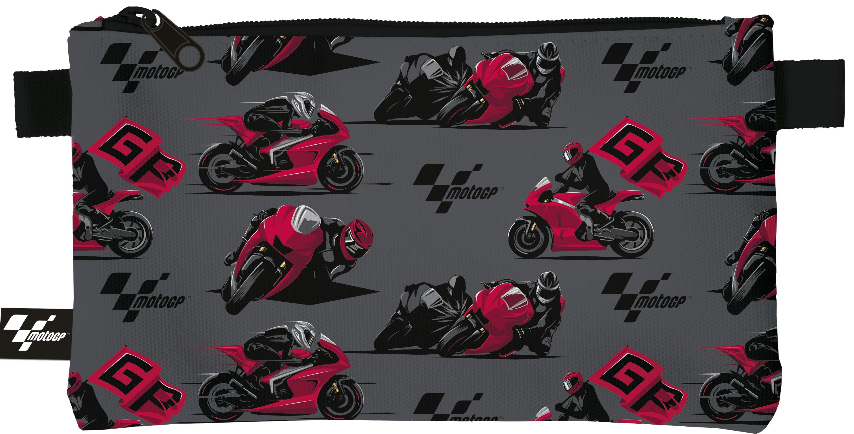 Пенал-косметичка MotoGP плоский