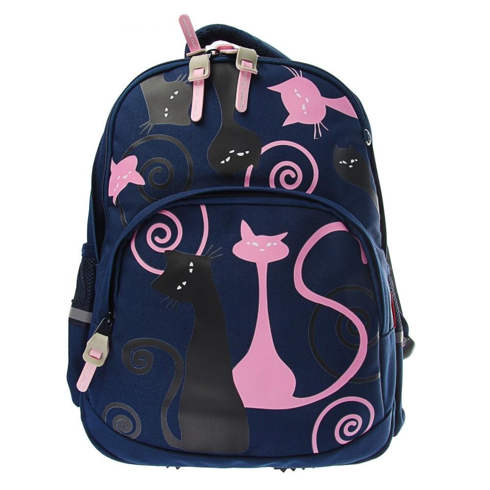 Рюкзак эргономич. BV Happy Cat, светло-розовый