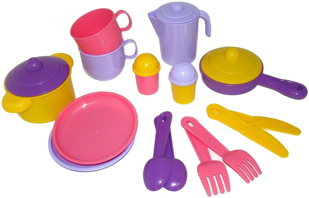 """Набор посуды """"Хозяюшка"""" на 2 персоны"""