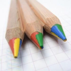 Карандаш многоцветный Lyra Superferby четырехцветный