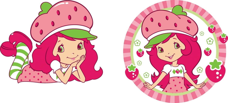 Магнит Strawberry Shotcake Клубничка