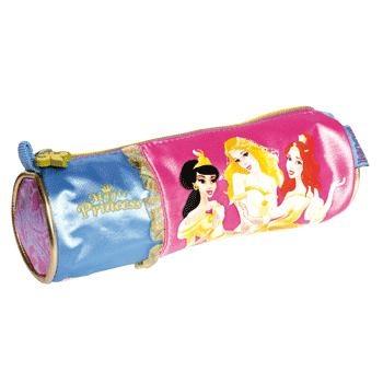 Пенал-косметичка Boom Волшебные принцессы (кругл)