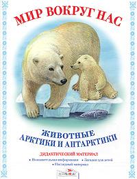 Мир вокруг нас. Животные Арктики и Антарктики: Дидактический материал