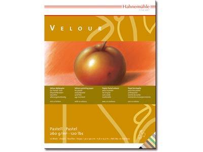 Альбом д/пастелей А3 10л 10цв Velour 260 г/м2