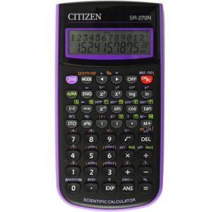 Калькулятор научный 10+2 разр. CITIZEN 236 функций