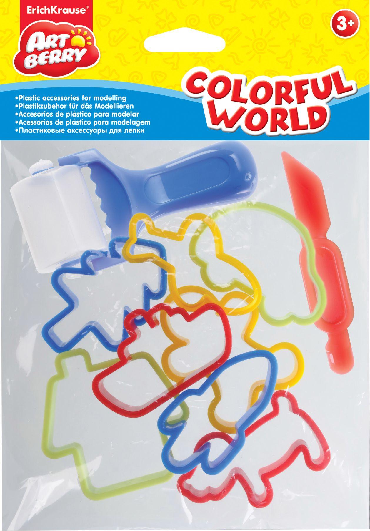 Набор для лепки Artberry Colorful World