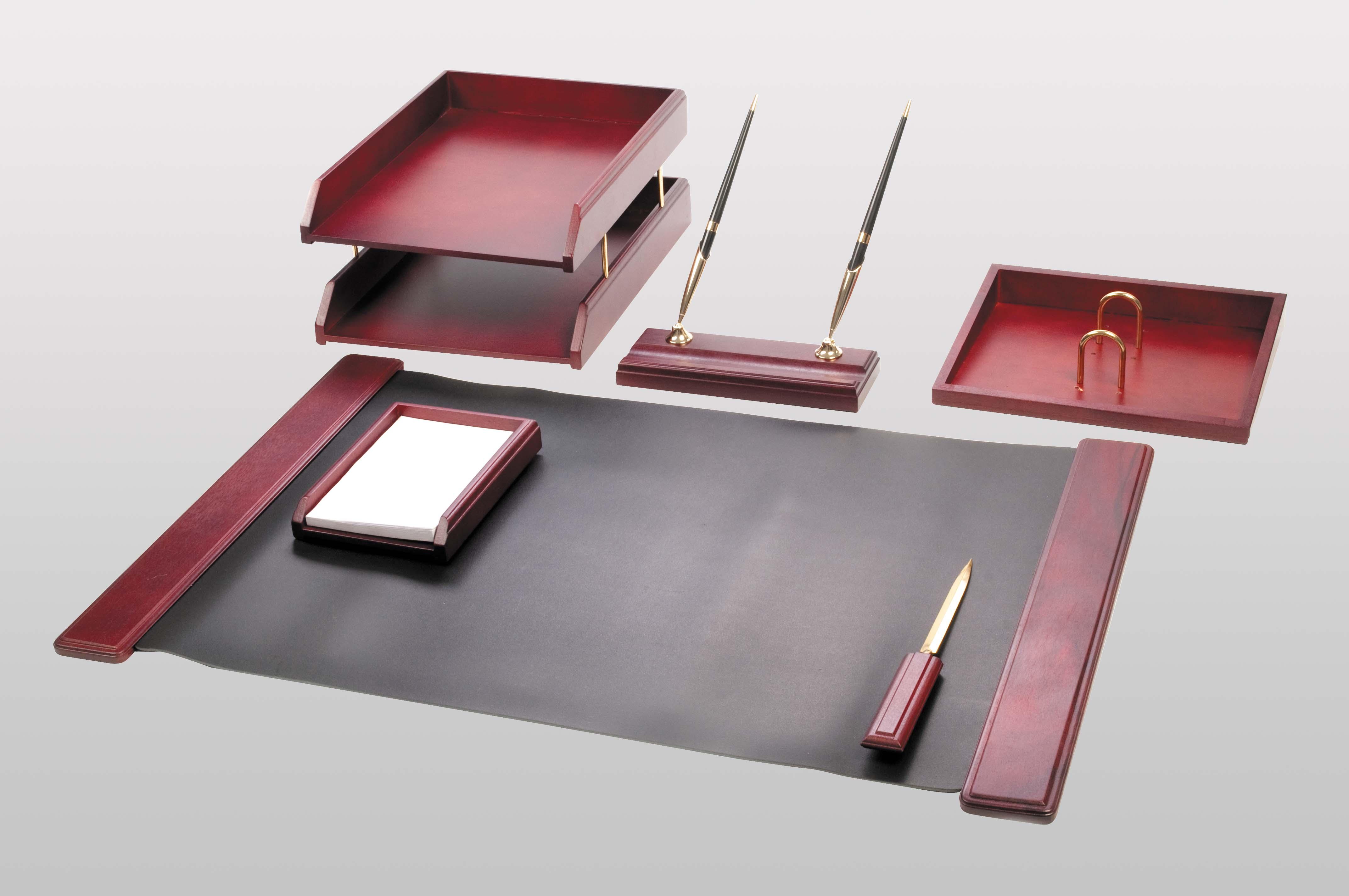 Набор настольный деревянный 6пр с 2 ручками