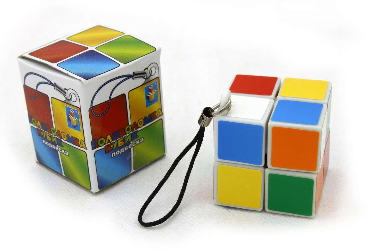 Головоломка Кубик брелок