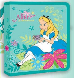 Папка для тетрадей Alice in Wonderland