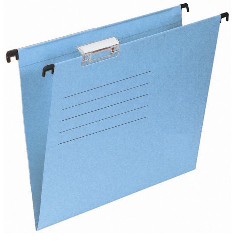 Папка подвесная А4 с верхним входом, с табулятором