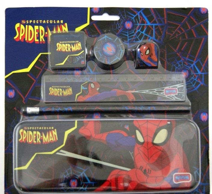 Набор школьный 6пр Boom Spider-Man