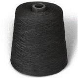 Нитки швейные черные 1000м