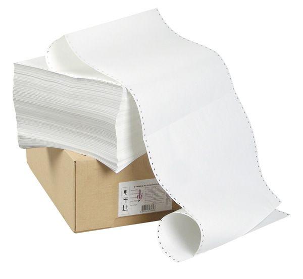Бумага для рисования 2000шт 210мм*12 86-88% перфорация