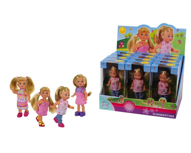 Кукла Еви в летней одежде