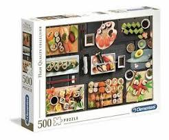 Пазл 500 Clementoni 35064 Суши