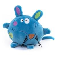 Мягконабивная Button Blue Мышка синяя 10см