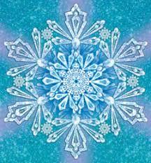 Украшение на двустор. скотче 88.463 Новогоднее! снежинка