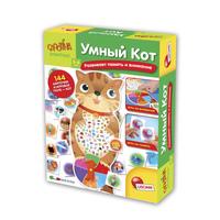 Игра Настольная Умный кот (развивает память и внимание)
