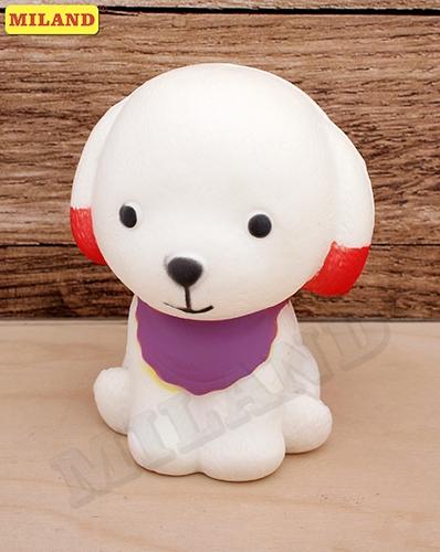 Сквиш Милая собака 11*9*8,5см
