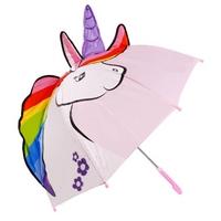 Зонт детский Единорог 46см