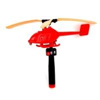Вертолет с запускным устройством пласт