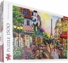 Пазл 1500 Trefl 26156 Очаровательный Париж