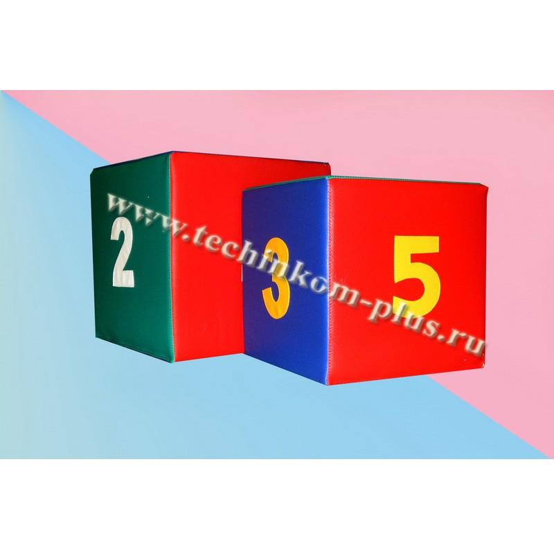 Мягкий модуль Куб 25*25