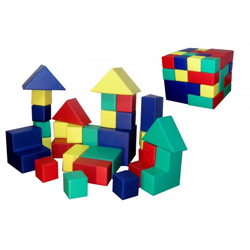 Мягкий модуль Треугольник 25*25*25